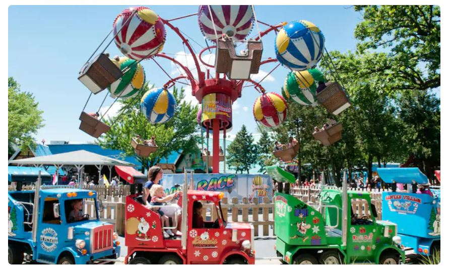 Santa's Village Azoosment Park Admission Only $16.50!