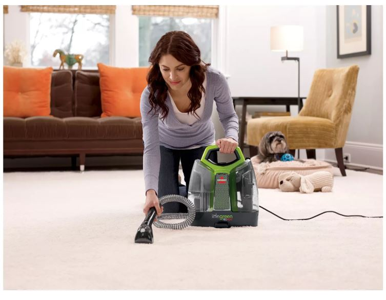 BISSELL Little Green ProHeat Portable Deep Cleaner Only $56.99!! (reg. $119.99)