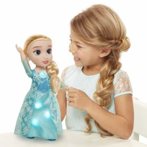 Disney Frozen Snow Glow Elsa Doll Only $19.84! (reg. $34.99)