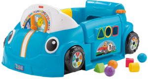 Fisher-Price Laugh & Learn Smart Stages Crawl Around Car Only $35 Shipped! Best Price!