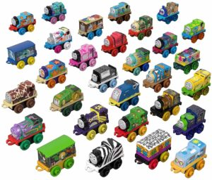 Fisher-Price Thomas & Friends MINIS, 30-Pack Only $18.42 Today! Best Price!