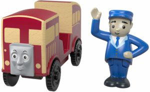 Fisher-Price Thomas & Friends Wood Bertie Train Car Only $4.70 (Reg. $11)!