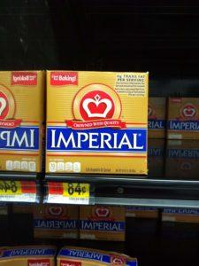 Walmart: Imperial Margarine Sticks Only $0.14!