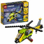 LEGO Creator 3in1 Helicopter Adventure Building Kit Only $7.99!