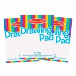 Melissa & Doug Drawing Paper Pad, 3-Pack - $7.68!