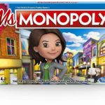 Ms. Monopoly Board Game Only $9.99 Today Only!