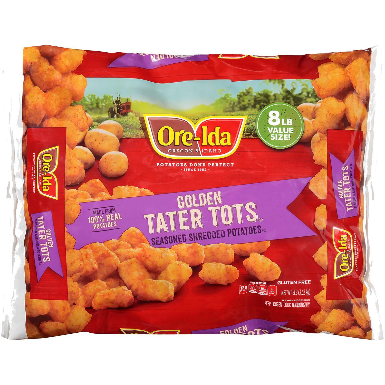 Sam's Club: Ore-Ida Frozen Potatoes 8lbs as low as $5.28!