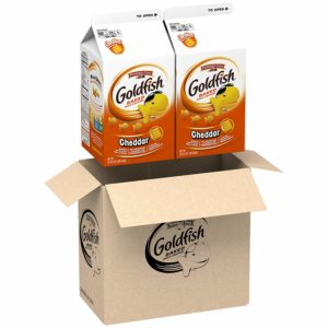 Pepperidge Farm Goldfish Cheddar Crackers, 30 oz. Cartons, 2-count as low as $7.36 Shipped! ($3.68 each!)