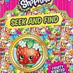 Shopkins Seek and Find Book