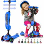 Skidee 2-in-1 Scooter for Kids with Folding Removable Seat - 59.95 Shipped! Reg. $79.95!