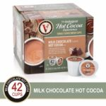 Victor Allen Coffee Milk Chocolate Hot Cocoa Single Serve Cups, 42 Count as low as $11.89 Shipped!