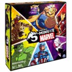 5 Minute Marvel Cooperative Card Game - $12.05 - Today Only!