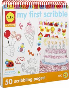 Alex Discover My First Scribble Kids Art and Craft Activity Only $7.92!