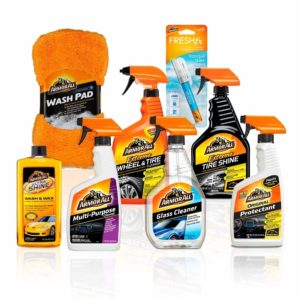 Armor All Premier Car Care Kit, 8 Items Only $22.39!