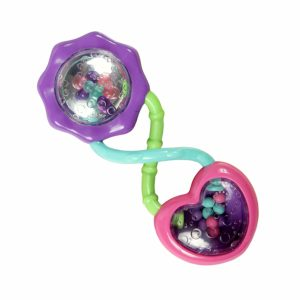 Bright Starts Rattle and Shake Barbell Rattle Only $1.53!
