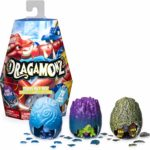 Dragamonz Dragon Collectible Figure Multi 3-Pack Only $4.94!