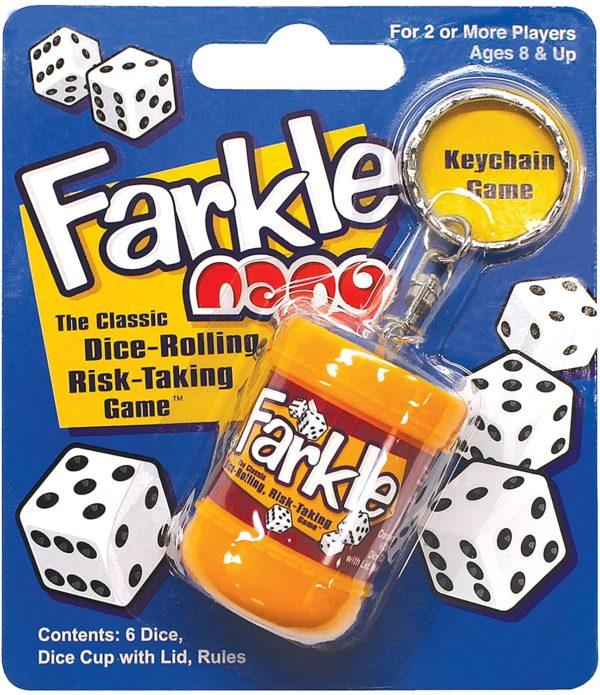 Farkle Nano Game