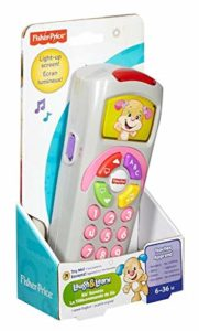 Fisher-Price Laugh & Learn Sis' Remote Only $5.00!