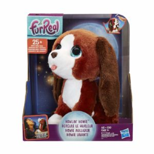 FurReal Howlin' Howie Interactive Plush Pet Toy Only $19.19! (reg. $39.99)