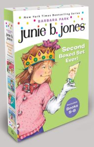 Junie B. Jones's Second Boxed Set Ever! Only $8.06!