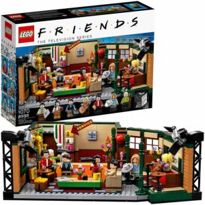 LEGO Ideas Central Perk Building Kit Only $59.99! Lowest Price!