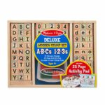 Melissa & Doug Deluxe Wooden Stamp Set Only $15.22!