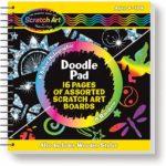 Melissa & Doug Scratch Art Doodle Pad Book Only $5.99!