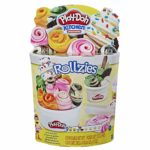 Play-Doh Kitchen Creations Rollzies Rolled Ice Cream Set Only $7.62!