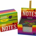 Rainbow Scratch Notes Only $7.99! Notebook Only $8.39!