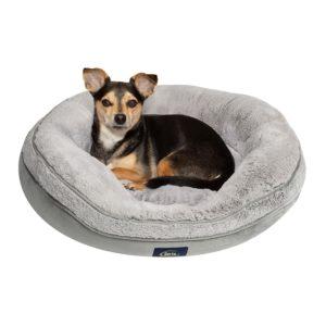 Serta Oval Cuddler Memory Foam Blend Pet Bed Only $19.98 Today!