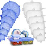 Silicone Stretch Lids 12-Pack Only $7.19!