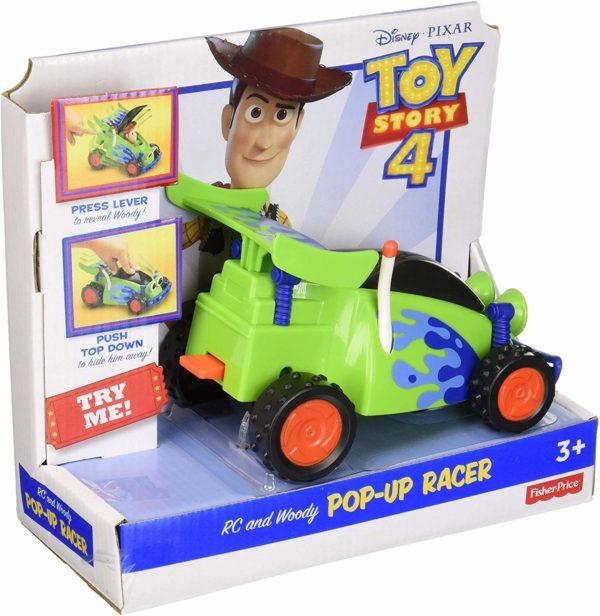 Woody Pop-Up Racer