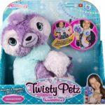Twisty Petz Cuddlez Snugglez Sloth Transforming Collectible Plush Only $9.97!