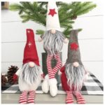 Whimsical Christmas Gnomes Only $10.99! (reg. $18.98)