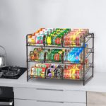 Stackable Can Rack Organizer Only $18.67!