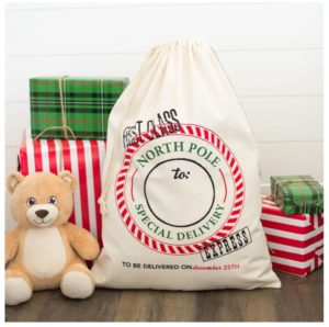 Large Santa Bags Only $11.99 Shipped!