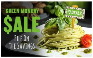 $25 Restaurant.com Gift Certificate – $3.00 – Today Only!