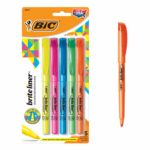 BIC Brite Liner Highlighter, 5-Count as low as $1.99!