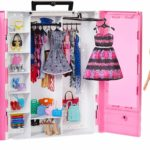 Barbie Fashionistas Ultimate Closet - Doll & Accessories - Only $24.24!