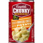 Campbell's Chunky Chicken Broccoli Cheese with Potato Soup Only $1.78!