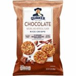 Chocolate Quaker Rice Crisps Only $1.50!
