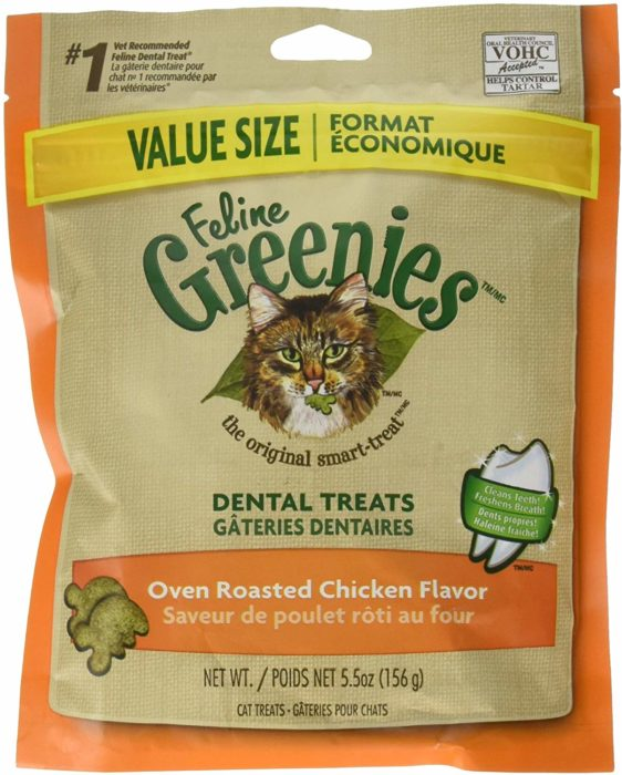 Dental Care Cat Treats