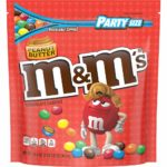 M&M'S Peanut Butter Chocolate Candy Party Size 34-Ounce Bag as low as $7.63 Shipped!