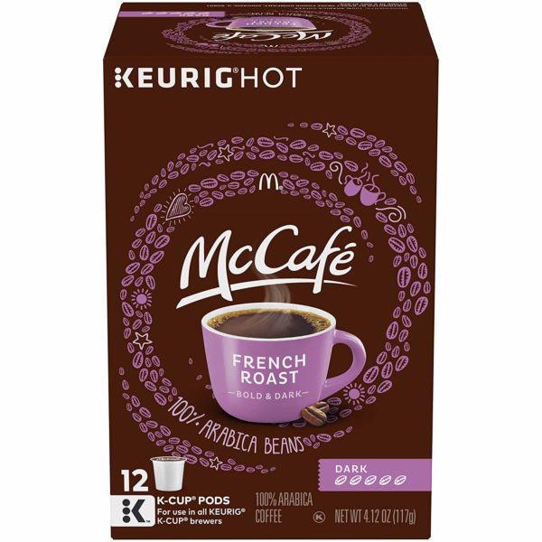 McCafe French Roast K-Cups