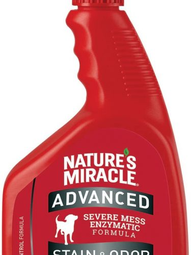 Dog Stain and Odor Remover Advanced Formula as low as $5.91!