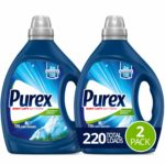 Purex Liquid Laundry Detergent, 220 loads as low as $15.27! ($0.07/load)