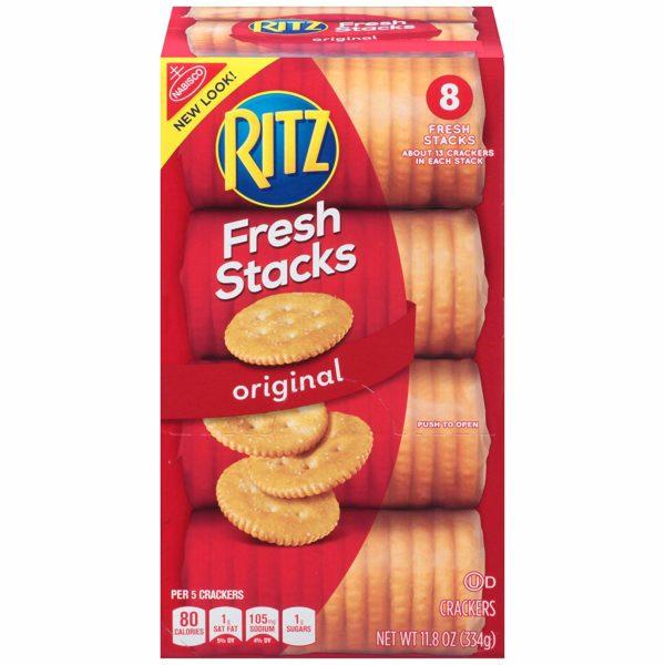 Ritz Crackers Fresh Stacks