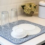 S&T Microfiber Dish Drying Mat as low as $6.99!