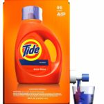 Tide Laundry Detergent Liquid Eco-Box, Concentrated, Original Scent, 96 Loads as low as $11.66 Shipped!
