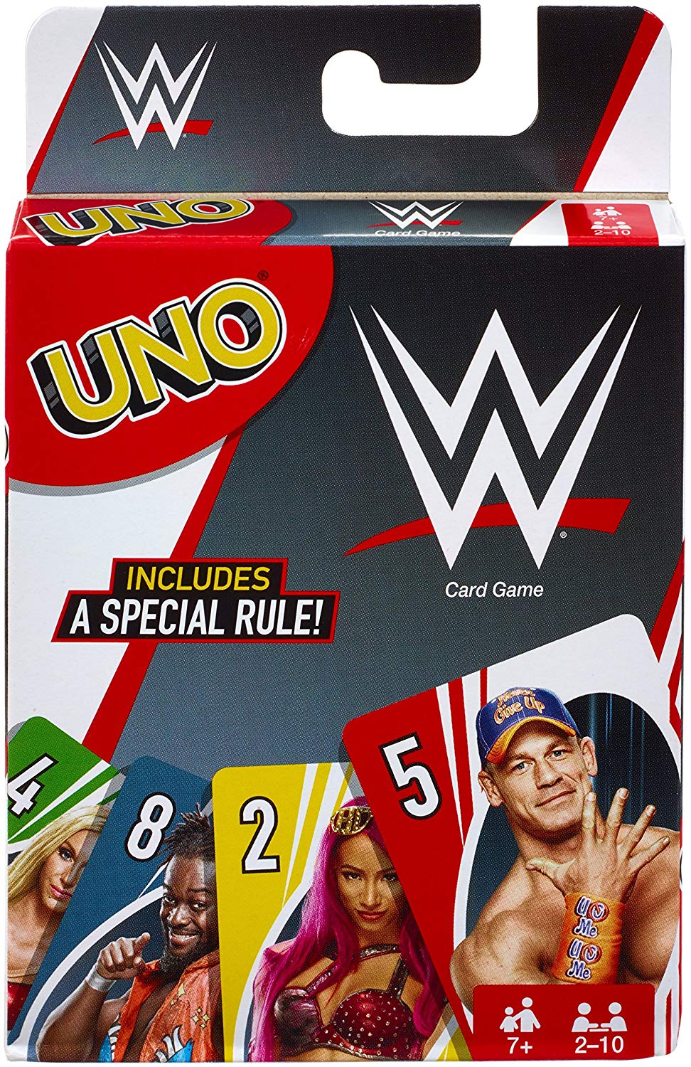 UNO WWE Card Game Only $5.44! - Become a Coupon Queen